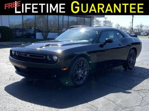2018 Dodge Challenger for sale at Vicksburg Chrysler Dodge Jeep Ram in Vicksburg MI