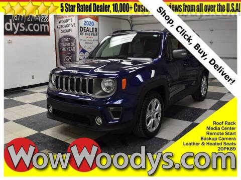 2020 Jeep Renegade for sale at WOODY'S AUTOMOTIVE GROUP in Chillicothe MO
