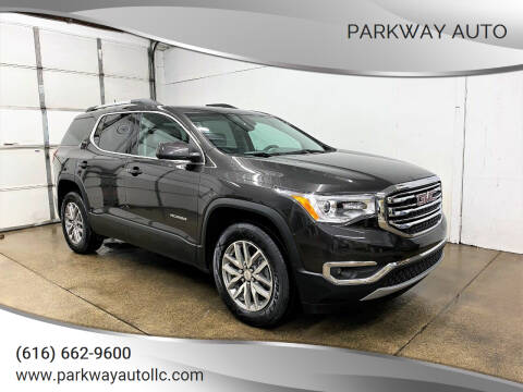 2018 GMC Acadia for sale at PARKWAY AUTO in Hudsonville MI