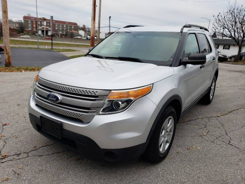 2011 Ford Explorer for sale at Auto Hub in Grandview MO