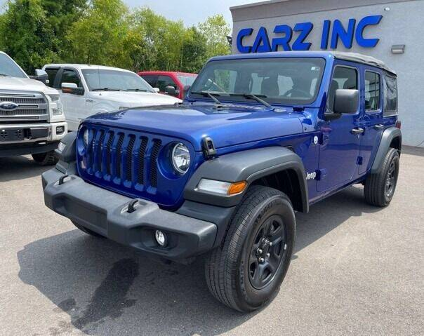 2018 Jeep Wrangler Unlimited for sale in Memphis, TN