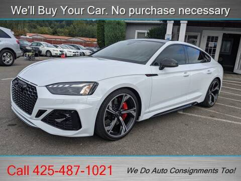 2021 Audi RS 5 Sportback for sale at Platinum Autos in Woodinville WA