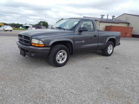 2002 Dodge Dakota for sale at KESLER AUTO SALES in St. Libory IL