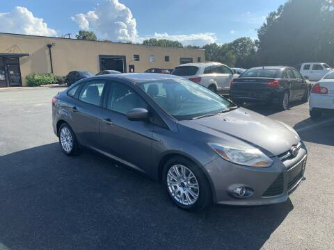 2012 Ford Focus for sale at EMH Imports LLC in Monroe NC