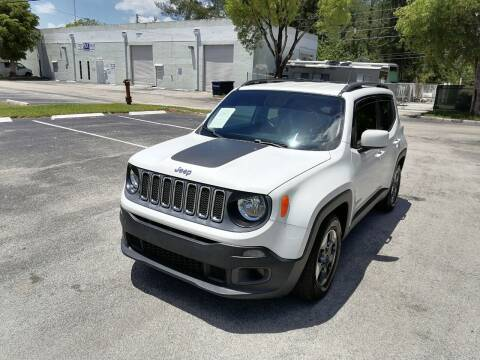 2015 Jeep Renegade for sale at Best Price Car Dealer in Hallandale Beach FL