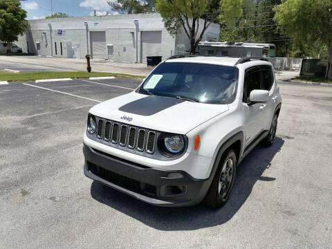 2015 Jeep Renegade for sale at Best Price Car Dealer in Hallandale Beach FL