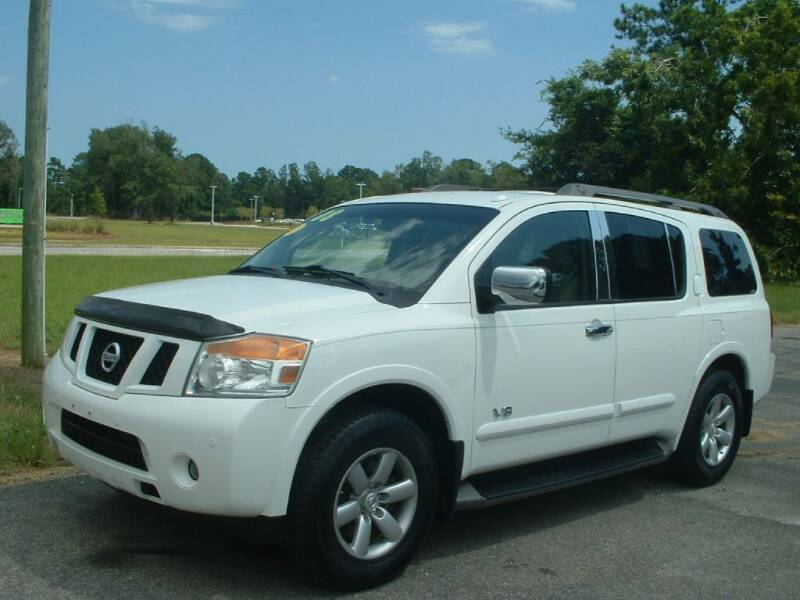 2008 Nissan Armada for sale at Northgate Auto Sales in Myrtle Beach SC