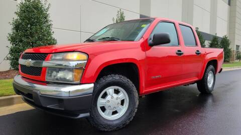 2005 Chevrolet Colorado for sale at Global Imports Auto Sales in Buford GA