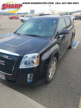 2015 GMC Terrain for sale at Sharp Automotive in Watertown SD