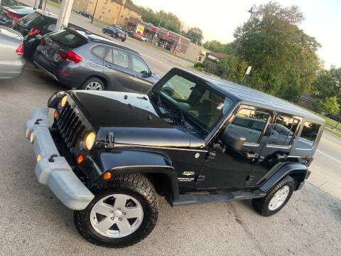 2007 Jeep Wrangler Unlimited for sale at Car Stone LLC in Berkeley IL