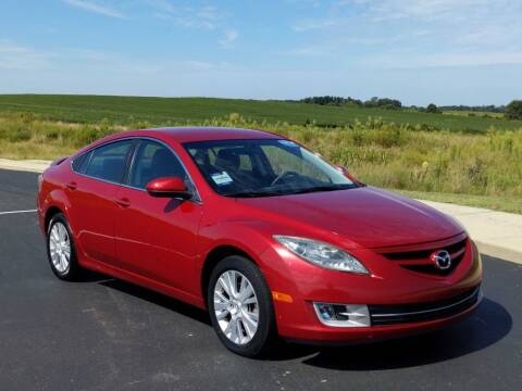 2010 Mazda MAZDA6 for sale at Bob Walters Linton Motors in Linton IN