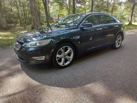 2011 Ford Taurus for sale at J & J Auto of St Tammany in Slidell LA