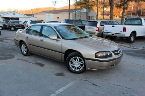 2004 Chevrolet Impala for sale at SAI Auto Sales - Used Cars in Johnson City TN