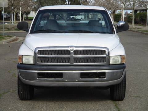 2001 Dodge Ram Pickup 2500 for sale at General Auto Sales Corp in Sacramento CA