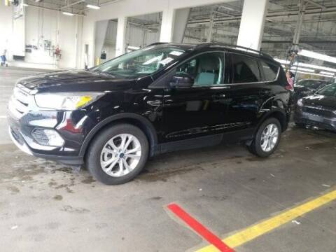 2018 Ford Escape for sale at Florida Fine Cars - West Palm Beach in West Palm Beach FL