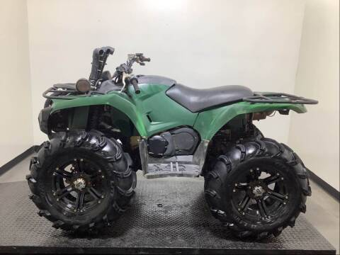 2018 Yamaha KODIAK 450 for sale at Eastside Auto Sales in El Paso TX