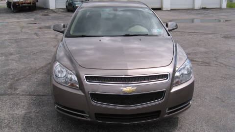 2012 Chevrolet Malibu for sale at SHIRN'S in Williamsport PA