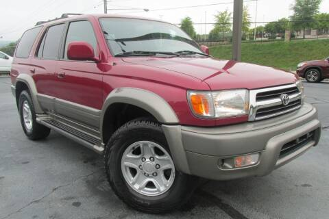 2000 Toyota 4Runner for sale at Tilleys Auto Sales in Wilkesboro NC