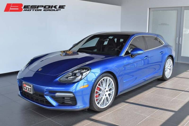 2018 Porsche Panamera for sale at Bespoke Motor Group in Jericho NY