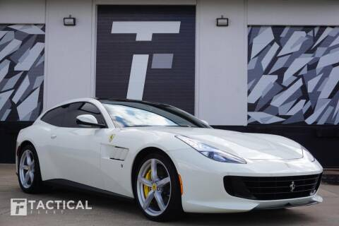 2019 Ferrari GTC4Lusso T for sale at Tactical Fleet in Addison TX