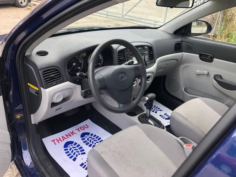 2008 Hyundai Accent GLS 4dr Sedan - Cincinnati OH