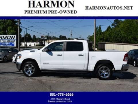 2019 RAM Ram Pickup 1500 for sale at Harmon Premium Pre-Owned in Benton AR