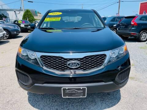 2012 Kia Sorento for sale at Cape Cod Cars & Trucks in Hyannis MA