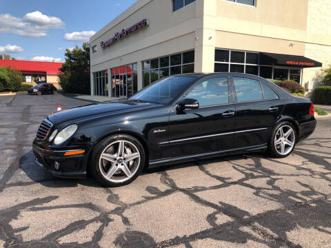 2008 Mercedes-Benz E-Class for sale at European Performance in Raleigh NC