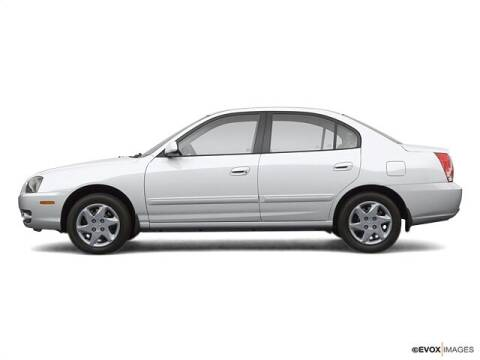 2006 Hyundai Elantra for sale at CHAPARRAL USED CARS in Piney Flats TN