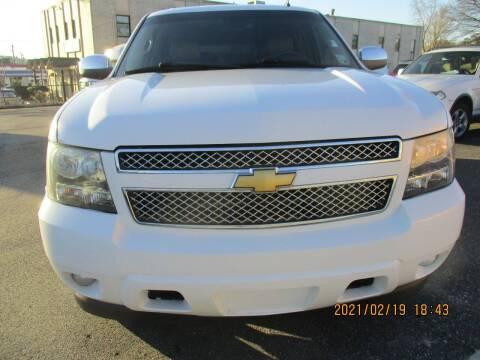 2013 Chevrolet Suburban for sale at Atlantic Motors in Chamblee GA
