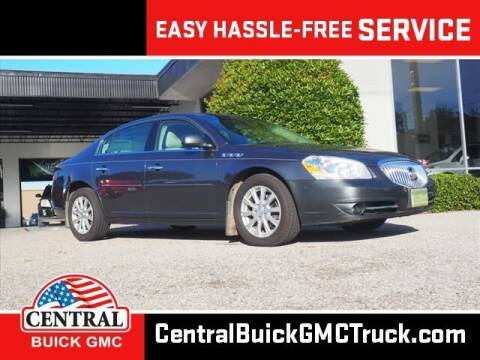2011 Buick Lucerne for sale at Central Buick GMC in Winter Haven FL
