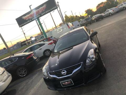 2013 Nissan Altima for sale at Washington Auto Group in Waukegan IL