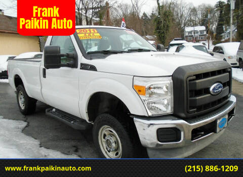 2011 Ford F-250 Super Duty for sale at Frank Paikin Auto in Glenside PA