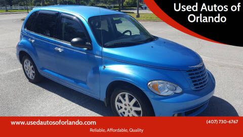 2009 Chrysler PT Cruiser for sale at Used Autos of Orlando in Orlando FL