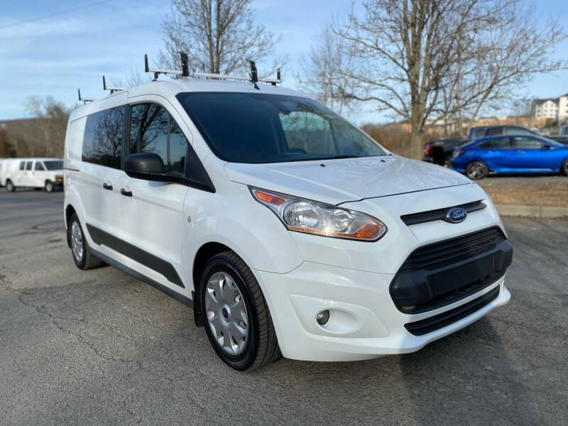 2018 Ford Transit Connect Cargo for sale at HERSHEY'S AUTO INC. in Monroe NY