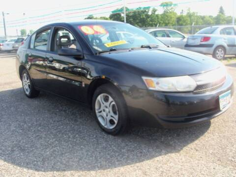 2004 Saturn Ion for sale at Country Side Car Sales in Elk River MN