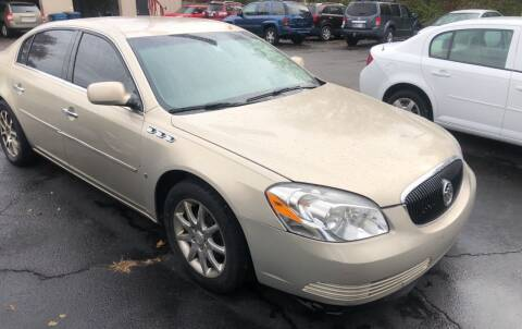 2008 Buick Lucerne for sale at Right Place Auto Sales in Indianapolis IN