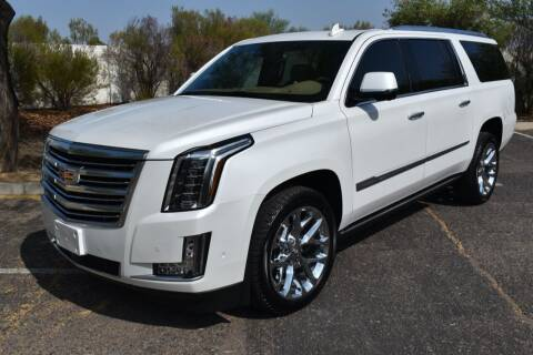 2020 Cadillac Escalade ESV for sale at AMERICAN LEASING & SALES in Tempe AZ