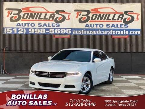 2015 Dodge Charger for sale at Bonillas Auto Sales in Austin TX
