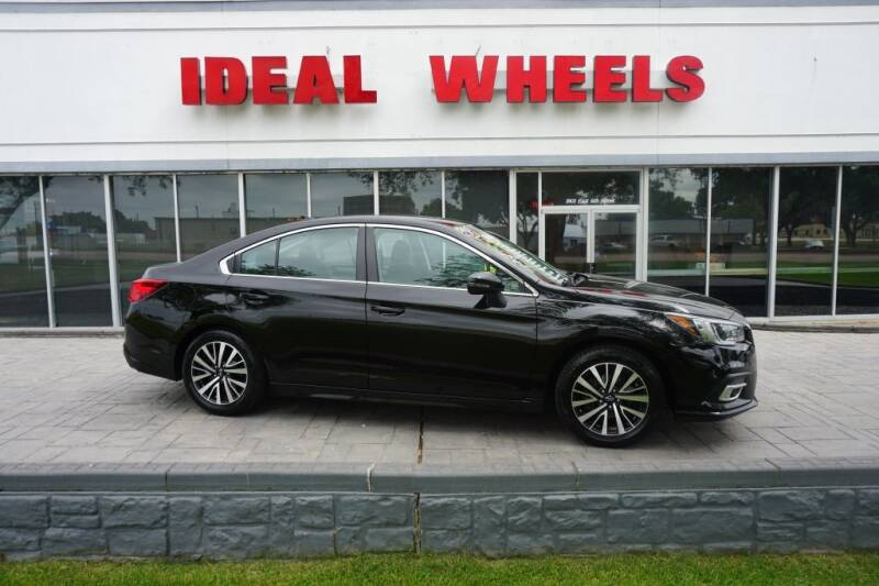 2019 Subaru Legacy for sale at Ideal Wheels in Sioux City IA