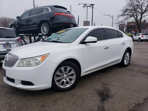 2012 Buick LaCrosse for sale at AutoBank in Chicago IL