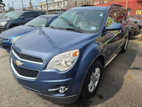 2012 Chevrolet Equinox for sale at Rockland Auto Sales in Philadelphia PA