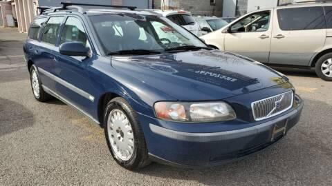 2001 Volvo V70 for sale at MFT Auction in Lodi NJ