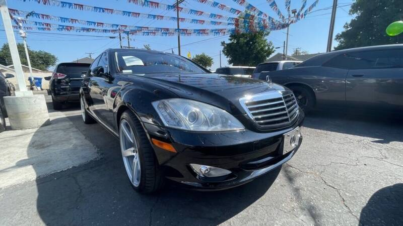 2008 Mercedes-Benz S-Class for sale at Tristar Motors in Bell CA