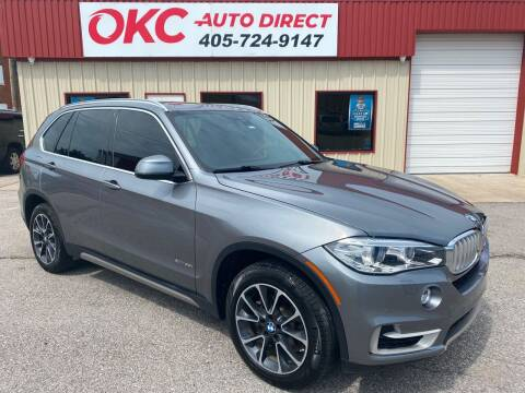 2017 BMW X5 for sale at OKC Auto Direct in Oklahoma City OK