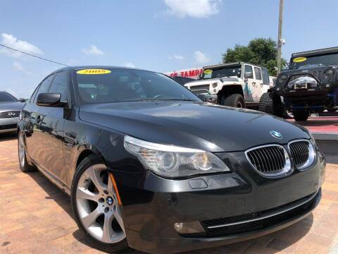 2008 BMW 5 Series for sale at Cars of Tampa in Tampa FL