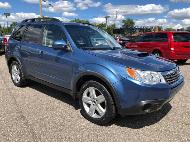2009 Subaru Forester for sale at SKY AUTO SALES in Detroit MI