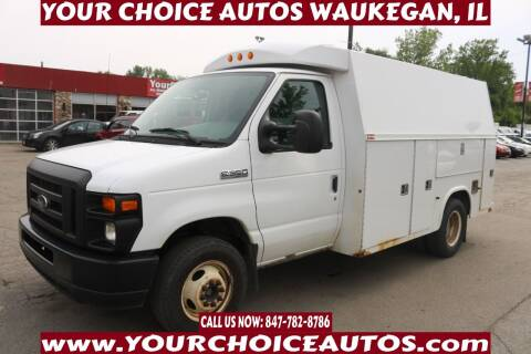 2008 Ford E-Series Chassis for sale at Your Choice Autos - Waukegan in Waukegan IL