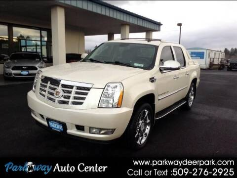 2008 Cadillac Escalade EXT for sale at PARKWAY AUTO CENTER AND RV in Deer Park WA