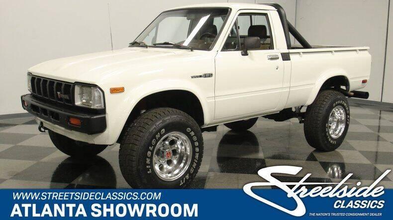 1983 Toyota Pickup for sale in Lithia Springs, GA